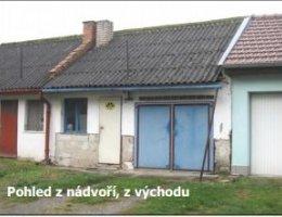 Dražba garáže v obci Pohořelice okres Brno-venkov