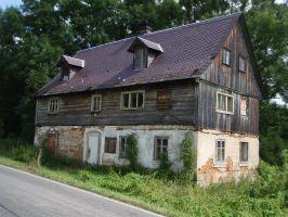 Podíl na rodinném domě v obci Jablonné v Podještědí, okr. Liberec