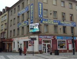 Dražba podílu na komerční nemovitosti v centru Chebu