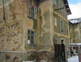 Rodinný dům v obci Rotava, okres Sokolov