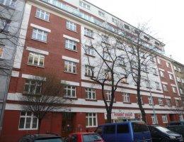 Dražba bytu v Praze - Holešovicích