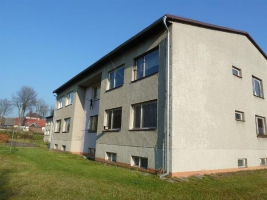 Byt 3+1 v obci Huzová, okres Olomouc