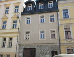 Rodinný dům Karlovy Vary, ul. Ondřejská, č.p. 2029, stojící na pozemku p.č.1459