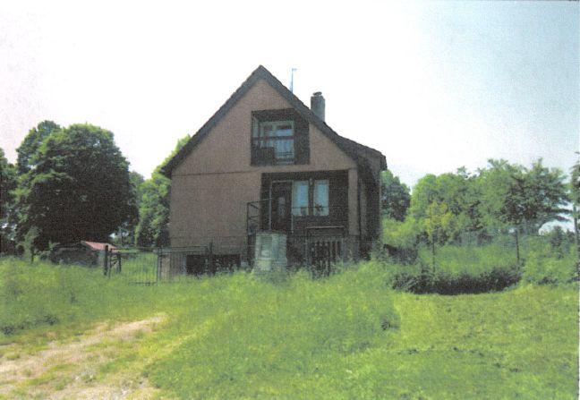 Rodinný dům s pozemky v obci Stará Voda