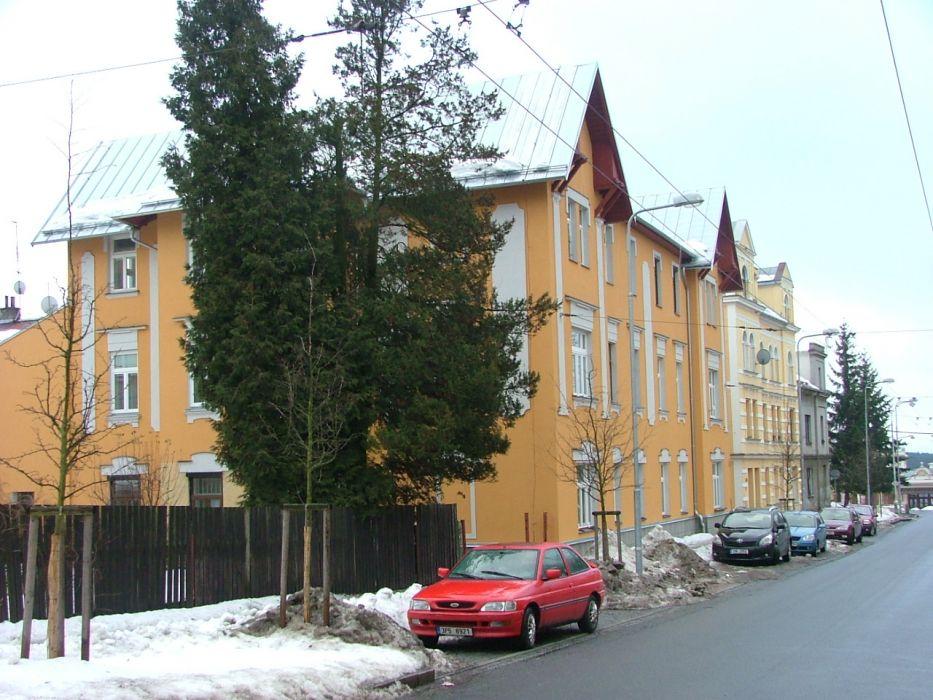 Byt v části obce Mariánské Lázně, č.p. 363 -