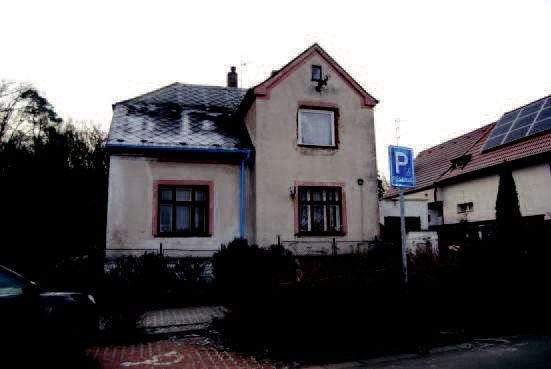 Rodinný dům s pozemkem v obci Hradec Králové -