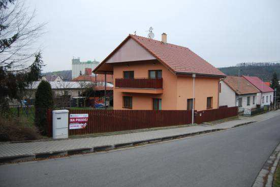 Bytový dům se dvěma bytovými jednotkami obci Lípa, okres Zlín