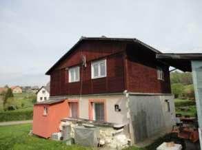 Rodinný dům s pozemkem v obci Horní Třešňovec, okres Ústí nad Orlicí - INSOLVENCE