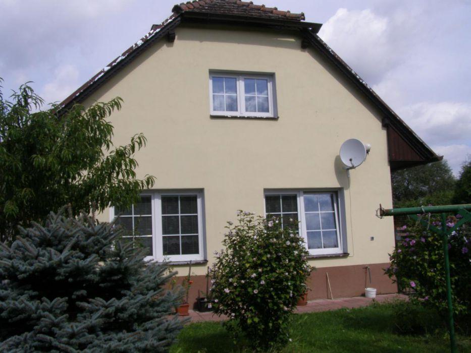 Podíl 1/2 rodinného domu s pozemky v obci Bechyně