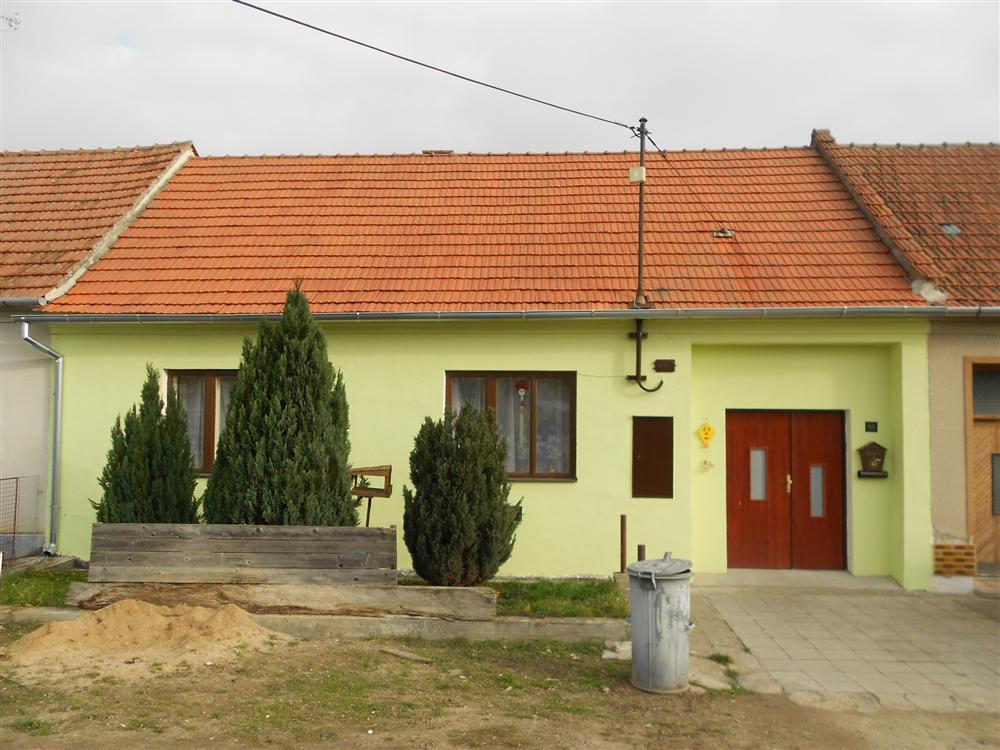 Podíl RD s pozemky v obci Ivančice