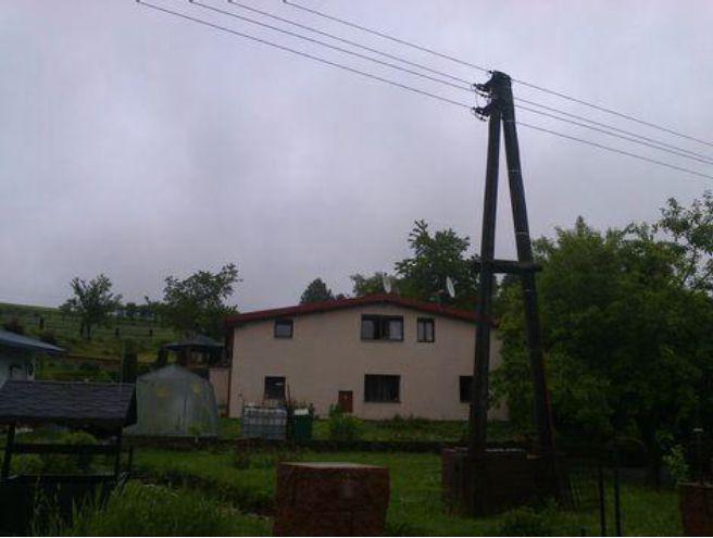 Dům s pozemkem v obci Jedlá