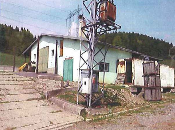Hospodářské objekty s pozemky v obci Palkovice