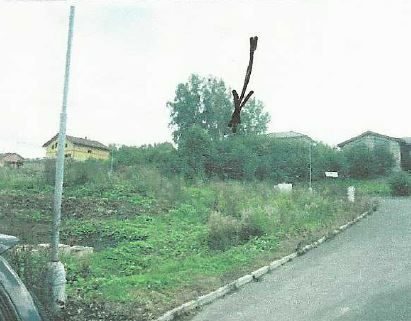 Pozemek v obci Pomezí nad Ohří