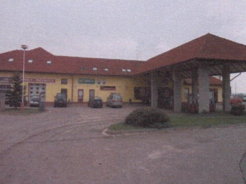 Dražba čerpací stanice Nádražní 1178. Miroslav