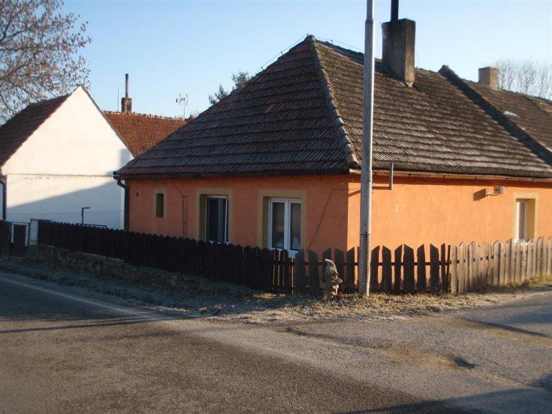 Dražba RD v Nových Hradech -Byňově, okr. České Budějovice