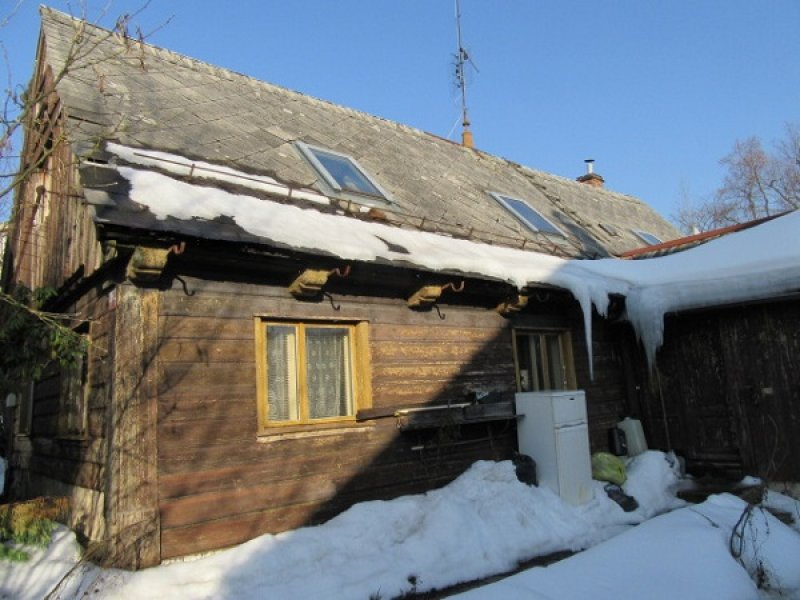 Dům s pozemky v obci Jablonec nad Nisou, k.ú. Kokonín