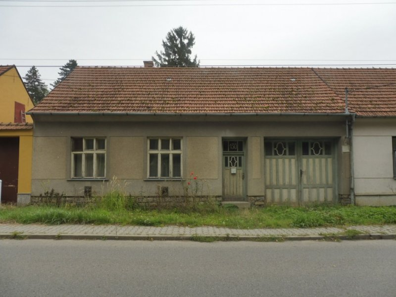 6/16 rodinného domu v obci Velatice, okres Brno-