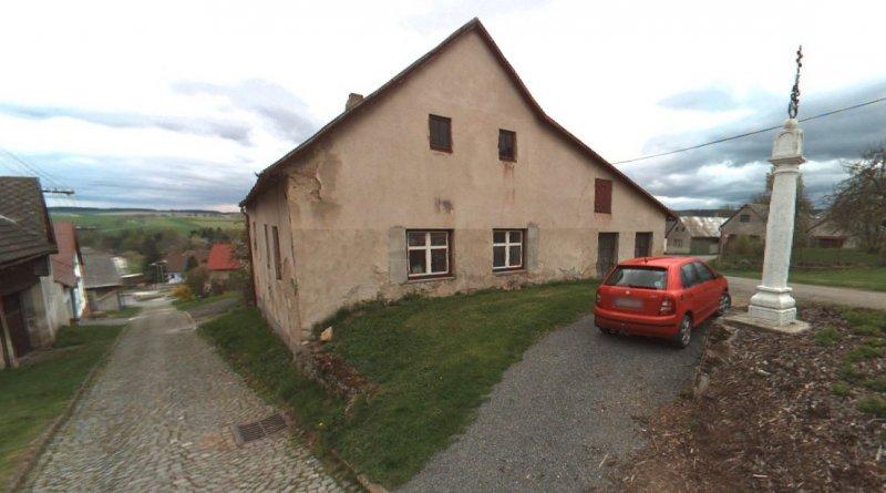 Rodinný dům v obci Havlíčkova Borová, okr. Havlíčkův Brod
