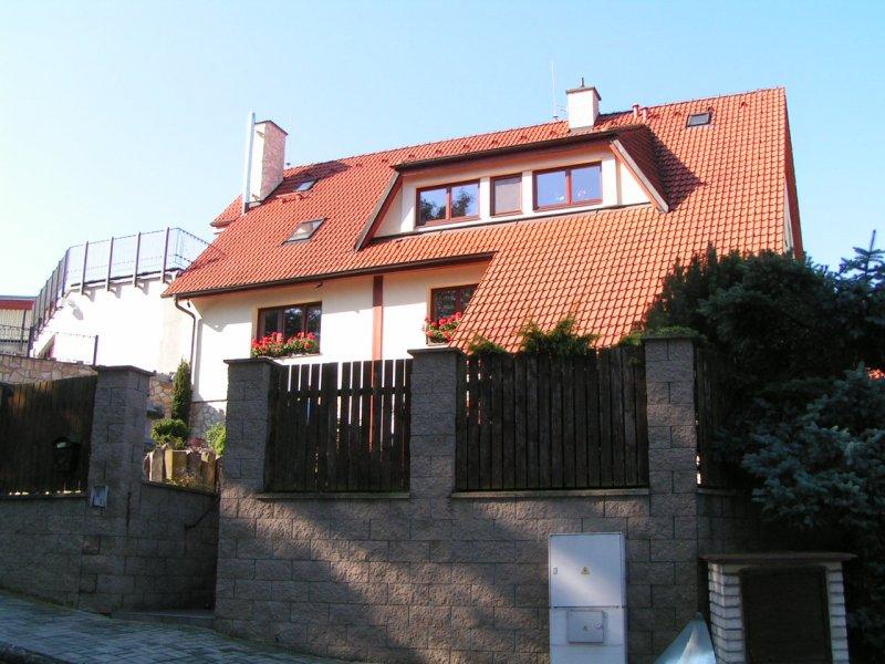 Rodinný dům s pozemky v Ústí nad Labem - Střekov