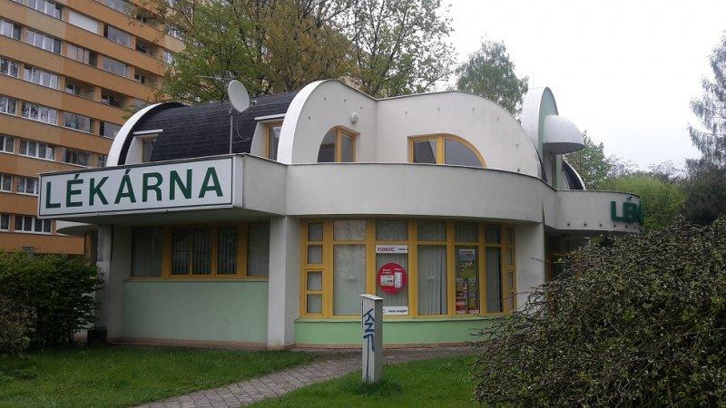 Komerční objekt č.p. 6154 v obci Ostrava - Poruba
