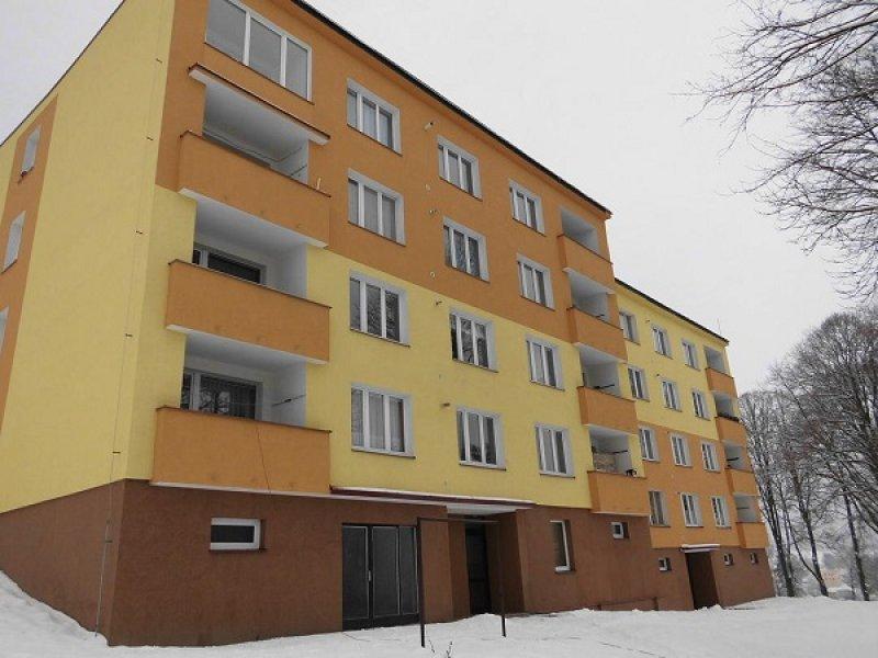 Podíl (1/2) bytu v obci Plesná, okr. Cheb
