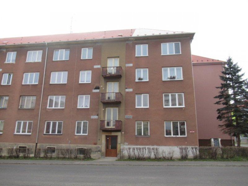 Byt v obci Jirkov, okres Chomutov
