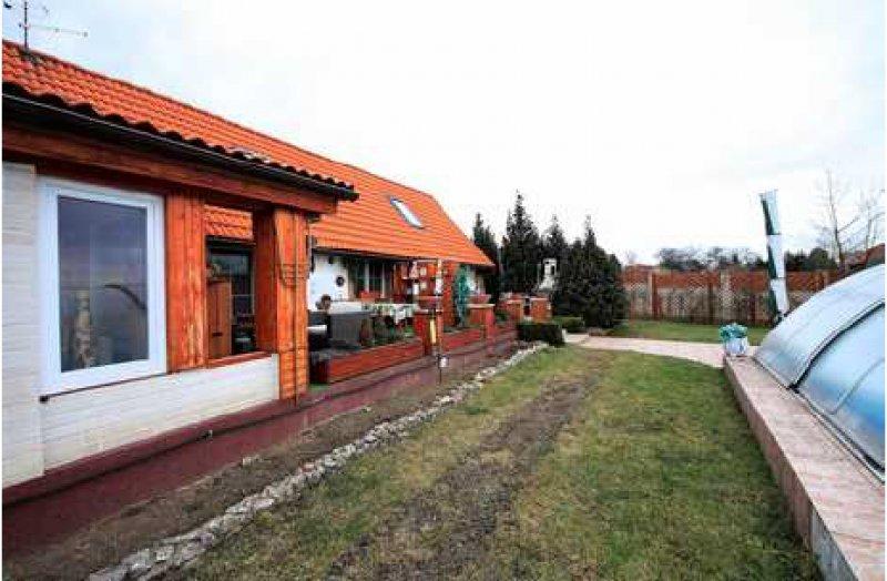 Rodinný dům s pozemky v obci Vysoký Újezd, okr.