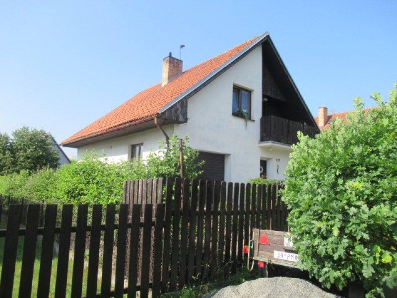 Rodinný dům s pozemky v obci Nýřany, okr. Plzeň -