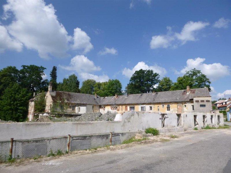 Dražba domu v obci Žirovnice