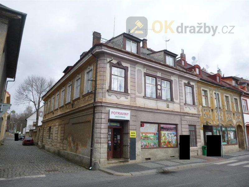 Podíl na bytovém domě v obci Chrastava, okr. Liberec
