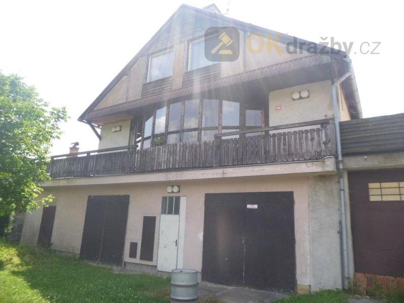 Rodinný dům, Souhradí č.p. 236, Čelkovice - město Tábor
