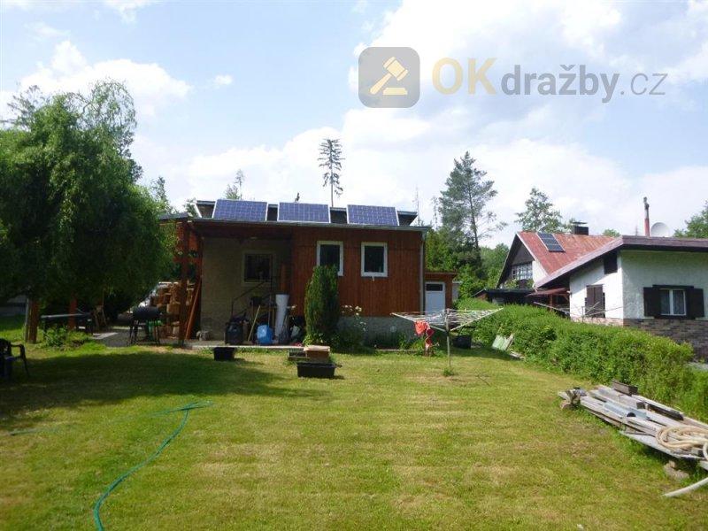 Dražba chaty v obci Hlubočky okres Olomouc
