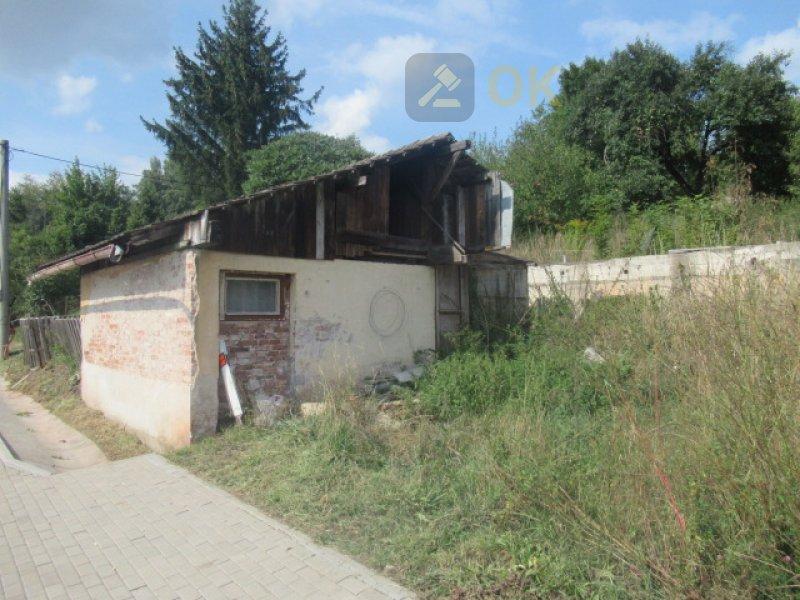 Dražba pozůstatku RD v obci Chotěvice okres Trutnov