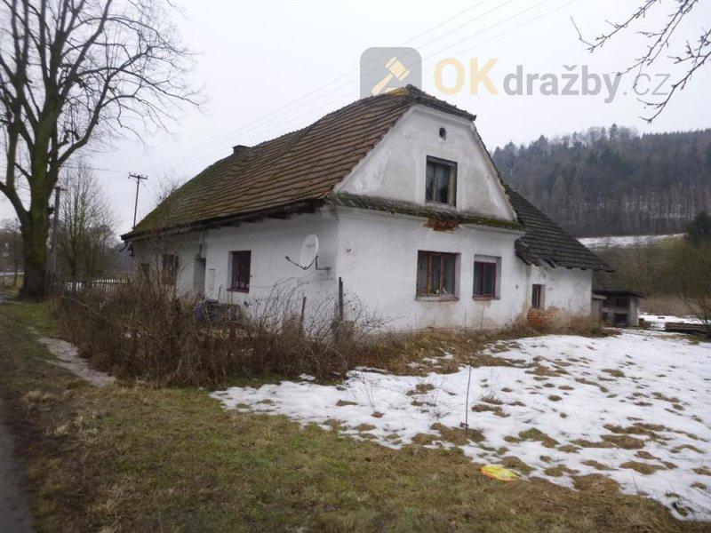 OPAKOVANÁ DRAŽBA - id. 1/2 RD Ústí nad Orlicí