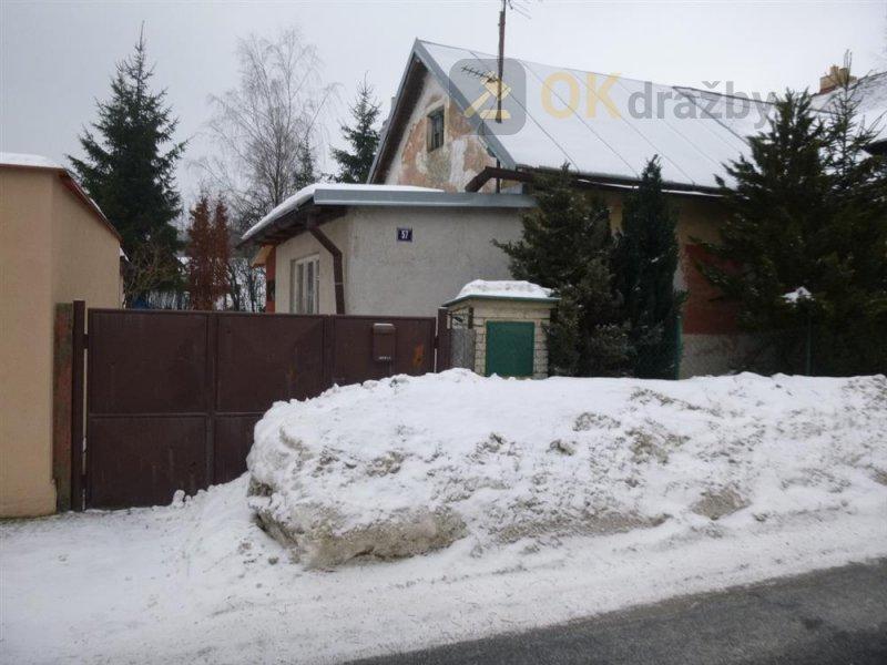 Dražba podílu 1/4 RD v obci Humpolec, okr. Pelhřimov