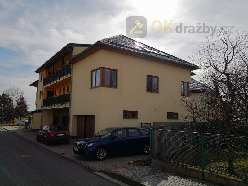 Dražba bytu 2+kk v obci Mohelnice okres Šumperk