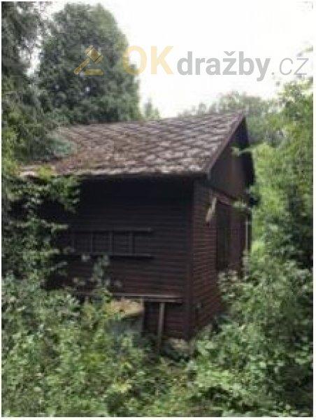 Dražba chaty v obci Březnice okres Březnice u Zlína