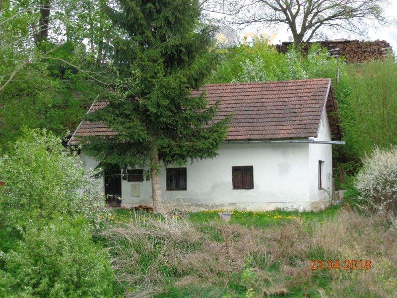 Rodinný dům v obci Křelovice, č.p. 89