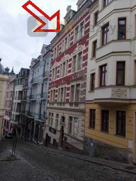 Bytový dům v Karlových Varech