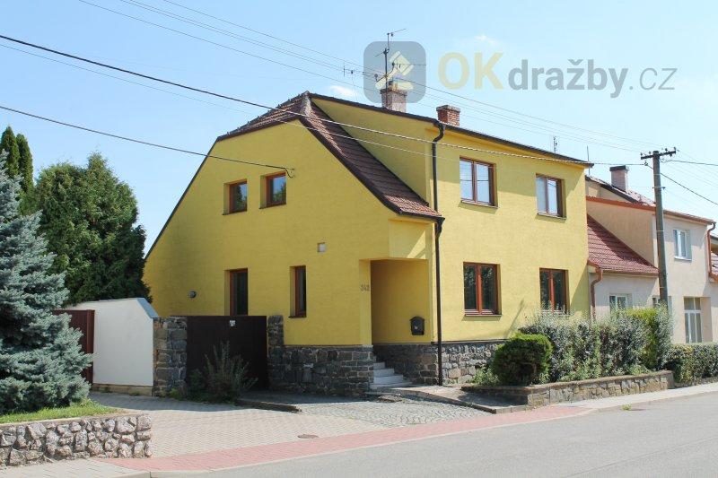 Dražba RD v obci Sivice okres Brno-venkov