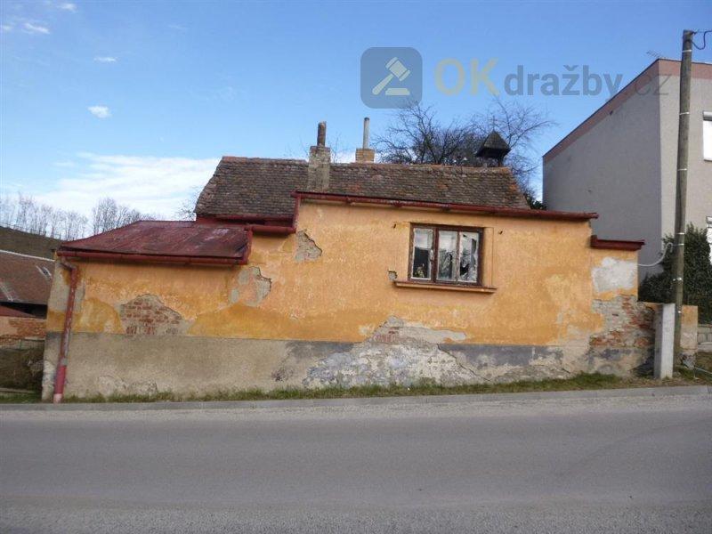 Podíl na rodinném domě v obci Jemnice, okr. Třebíč