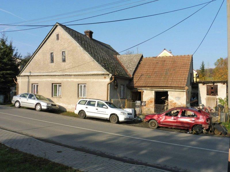 Opakovaná dražba RD, Pískov, Troubelice, okr. Olomouc