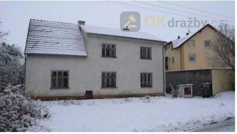 Dražba RD v obci Pňovice okres Olomouc