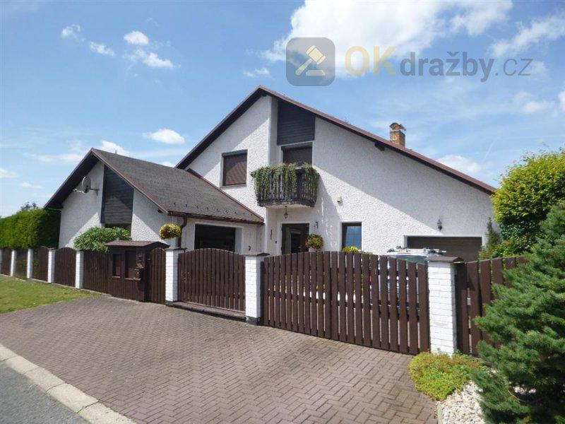 Rodinný dům, Nový Bor, okr. Česká Lípa