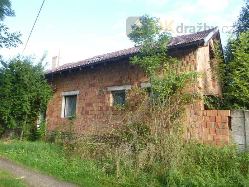 Podíl na rodinném domě v obci Bavorov, okr. Strakonice