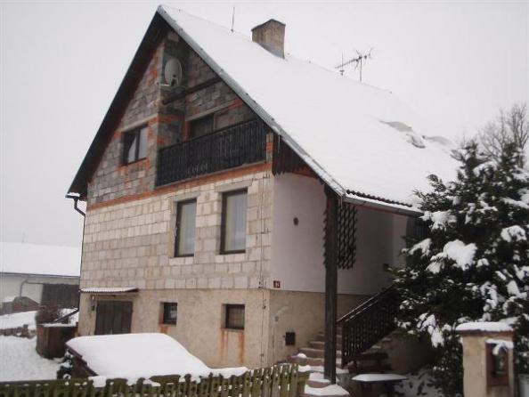 Podíl na rodinném domě v obci Kojčice, okr. Pelhřimov