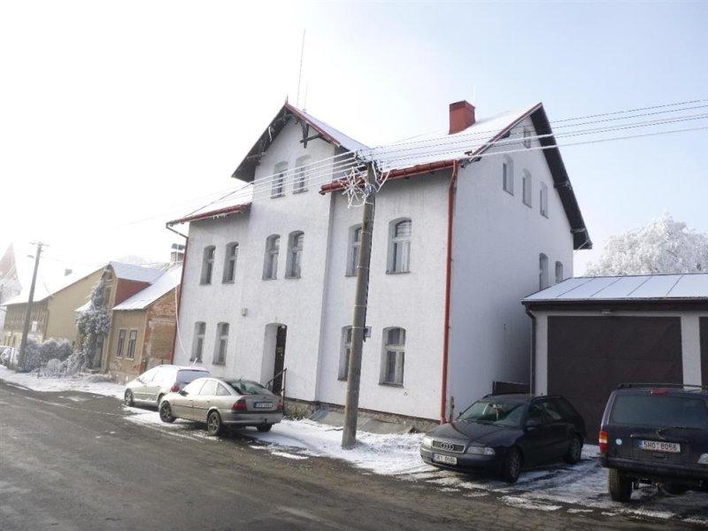 Podíl na rodinném domě v obci Sokolov, okr. Sokolov