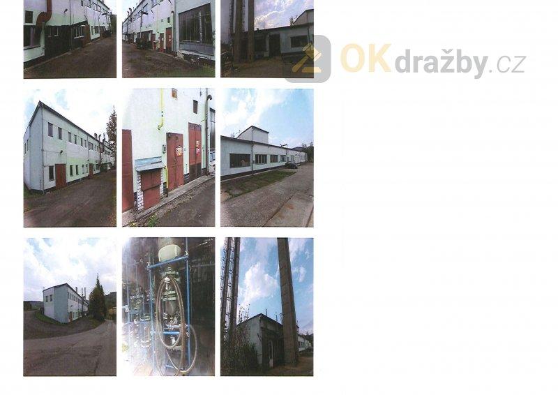 Dražba stavby pro výrobu v k.ú. Štítná nad Vláří, Okres Zlín