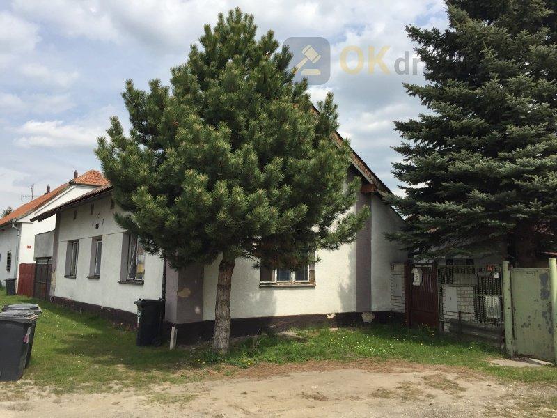 Dražba spoluvlastnického podílu 4/96 RD v obci Zbožíčko okres Nymburk