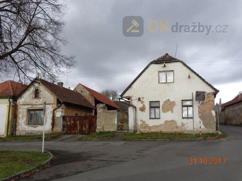 Bývalá zemědělská usedlost v Kublově